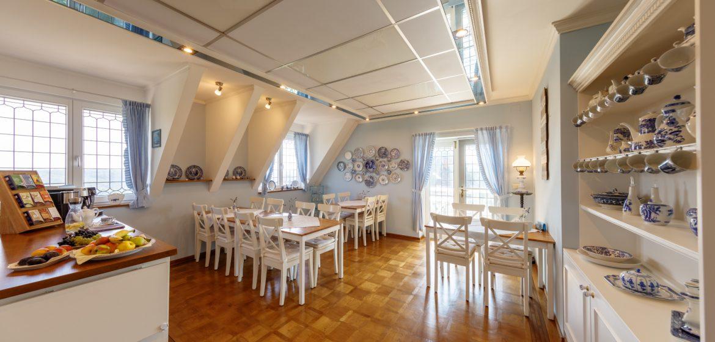 Klein-Holland - Frühstücksraum