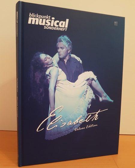 """Sonderheft """"Elisabeth"""" von blickpunkt musical"""