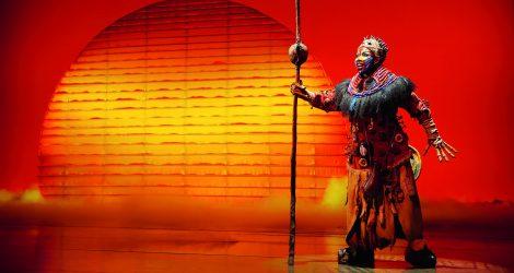 Disneys DER KÖNIG DER LÖWEN - Fotocredit: Stage Entertainment