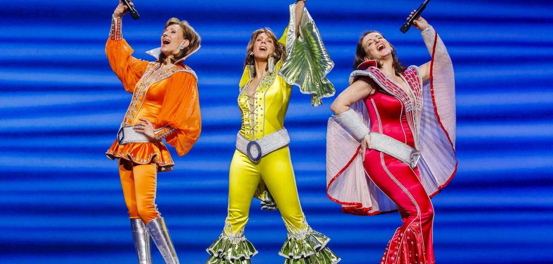 Mamma Mia - Fotocredits: Stage Entertainment / Morris Mac Matzen