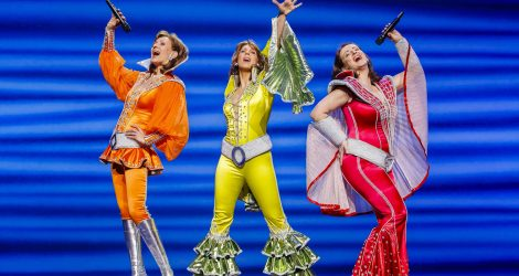 Mamma Mia - Fotocredits: Stage Entertainment / Morris Mac Matzen