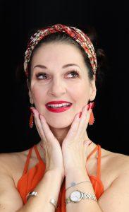 Patricia Nessy - Credits: Alexandra Yoana Alexandrova
