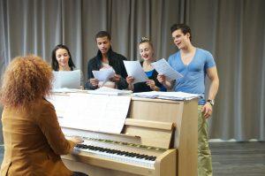 Stage School Hamburg - Credits: Mica Reinhardt