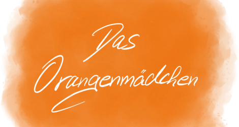 Das Orangenmädchen - Credits: SpeakUP Theatre Productions