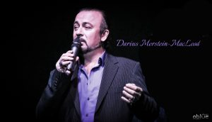 Darius Merstein-MacLeod - Credits: privat