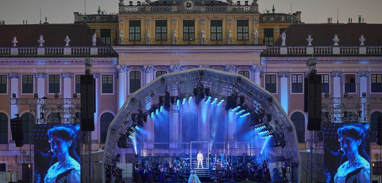 Elisabeth - Schönbrunn - Credits: VBW_Show Factory_Herwig Prammer