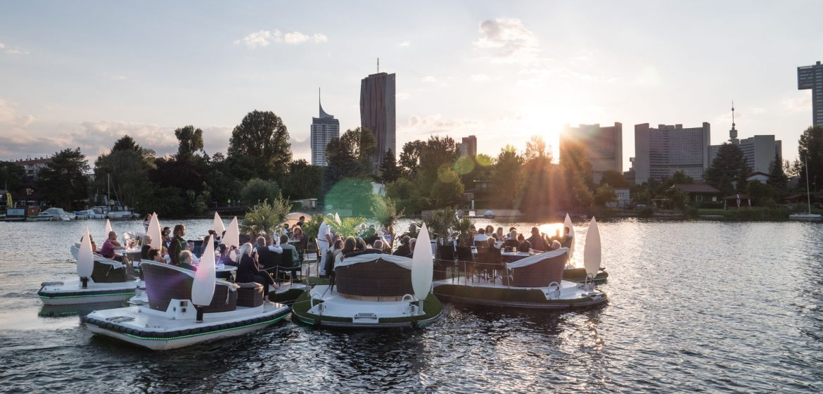 Floating Concert - Credits: Meine Insel-Bootsvermietung / Sophie Scala